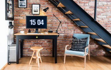 Best Under The Stairs Office Ideas Space Saving 63 Ideas For 400 x 300