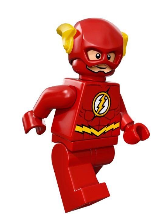 The Flash Set 76012 /& 76026 LEGO Super Heroes Batman II MiniFigure