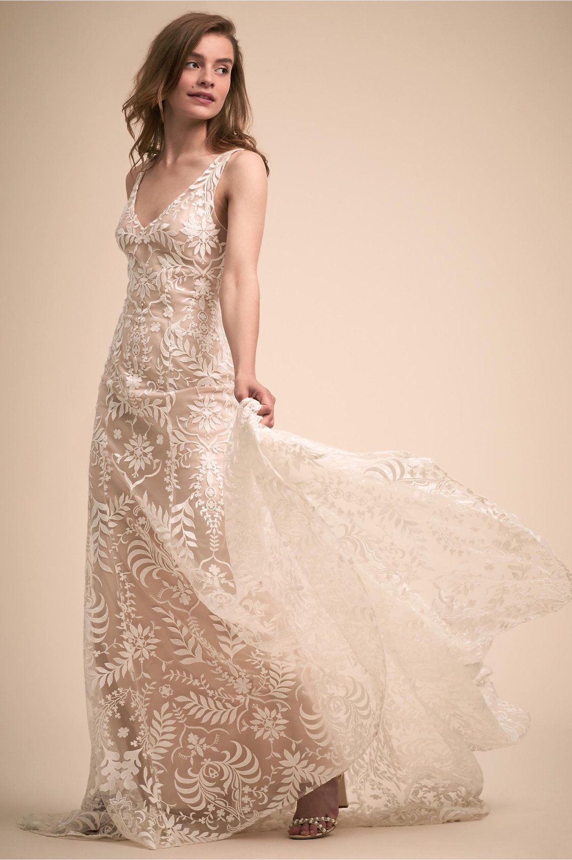 023d07d506629 Lindley Gown from BHLDN | The Bohemian Bride | Wedding dresses ...