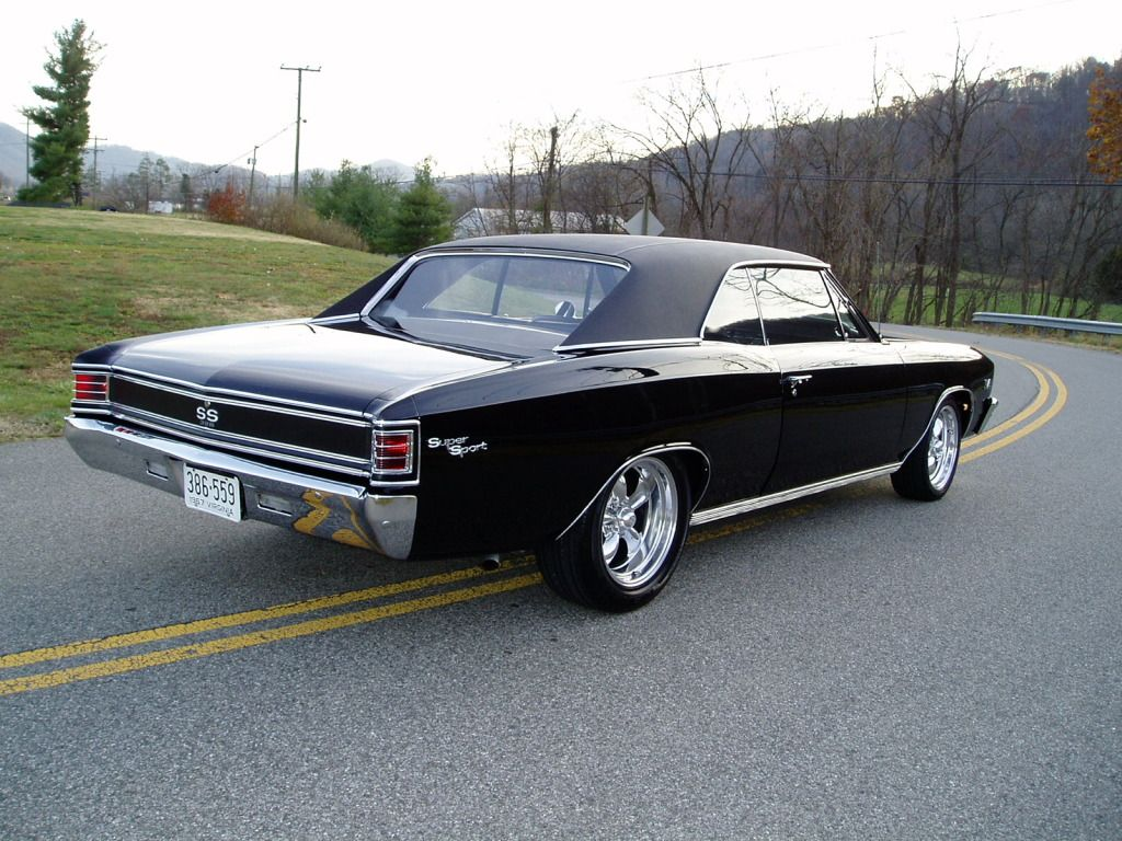 Chevrolet Chevelle Ss Hardtop Coupe This Is My Dream Classic