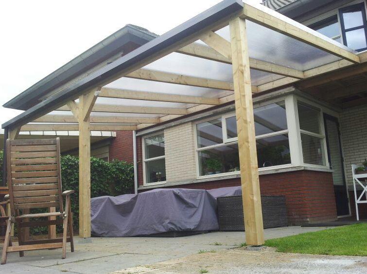 pin von tuinmani auf houten veranda terrasoverkapping tuinmani pinterest. Black Bedroom Furniture Sets. Home Design Ideas
