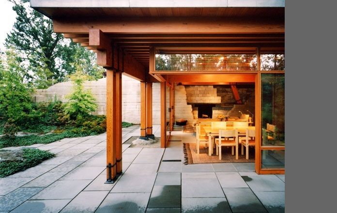 Bill Gates\' Guest House | Cutler Anderson Architects (check the ...