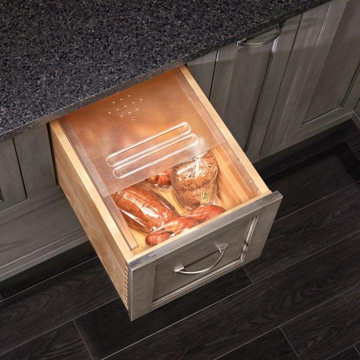 Bread Drawer Kits Rev A Shelf Bdc