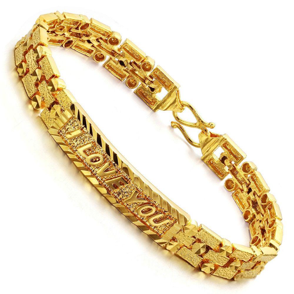 Fashion week Jewellery Gold bracelet designs for lady