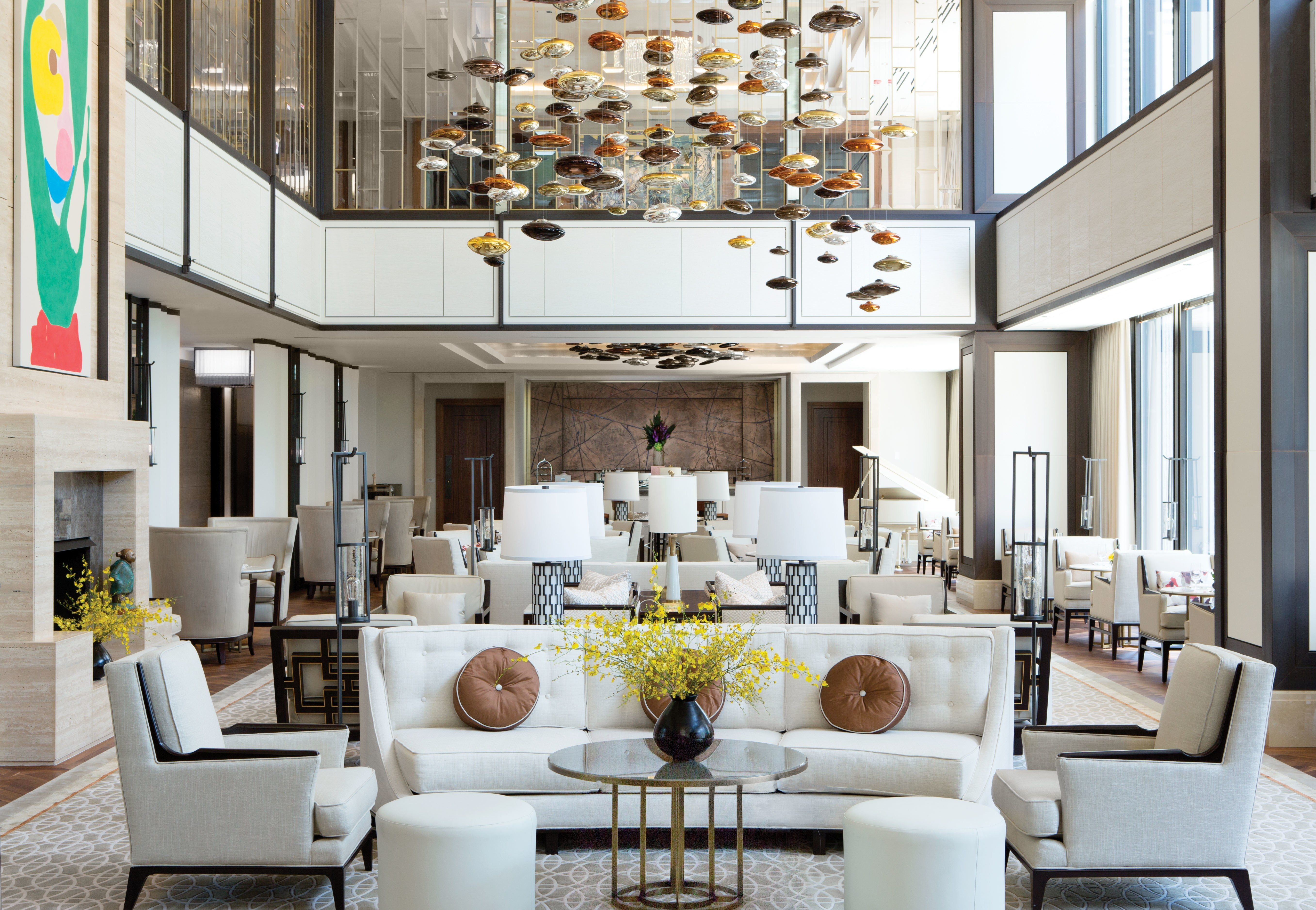 8 chicago hotels for the design savvy traveler chi town - Interior design firms chicago ...