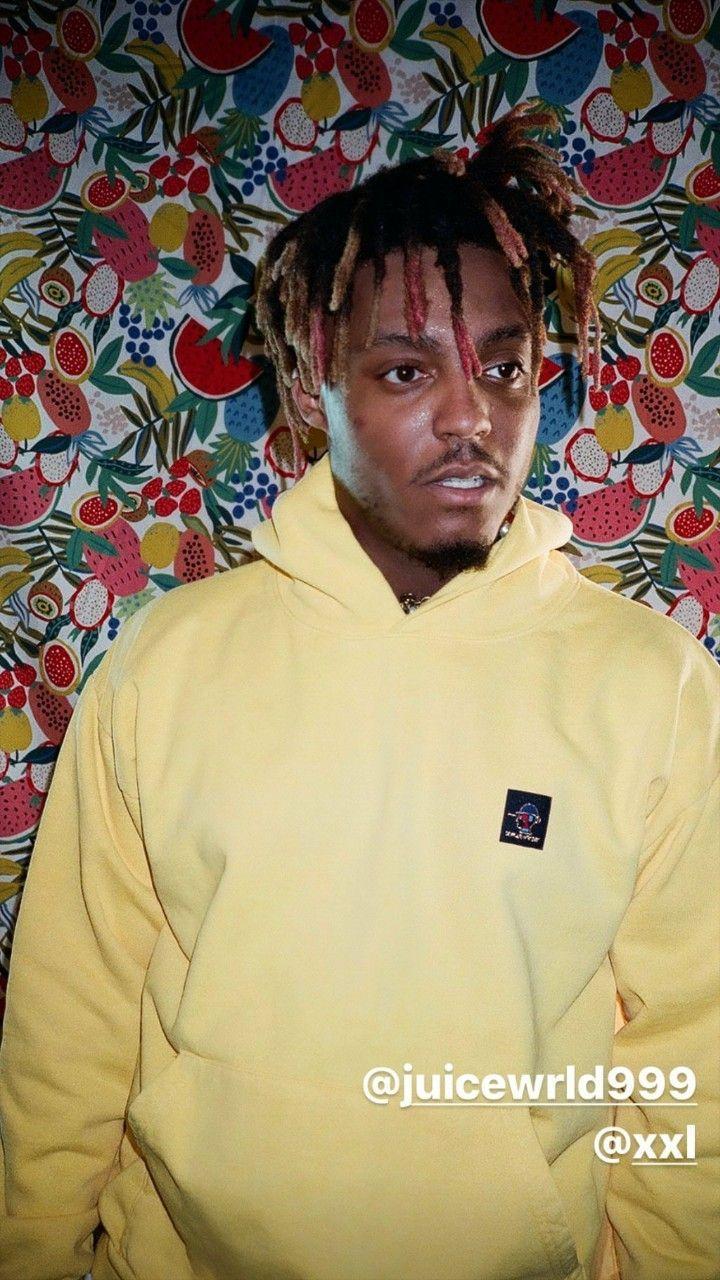 Pin by Chloe Brewer on Juice WRLD in 2020 Juice rapper