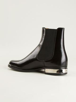 354547f73a2 Diesel Black Gold  captain-pi  Chelsea Boots - Likus Concept Store -  Farfetch.com