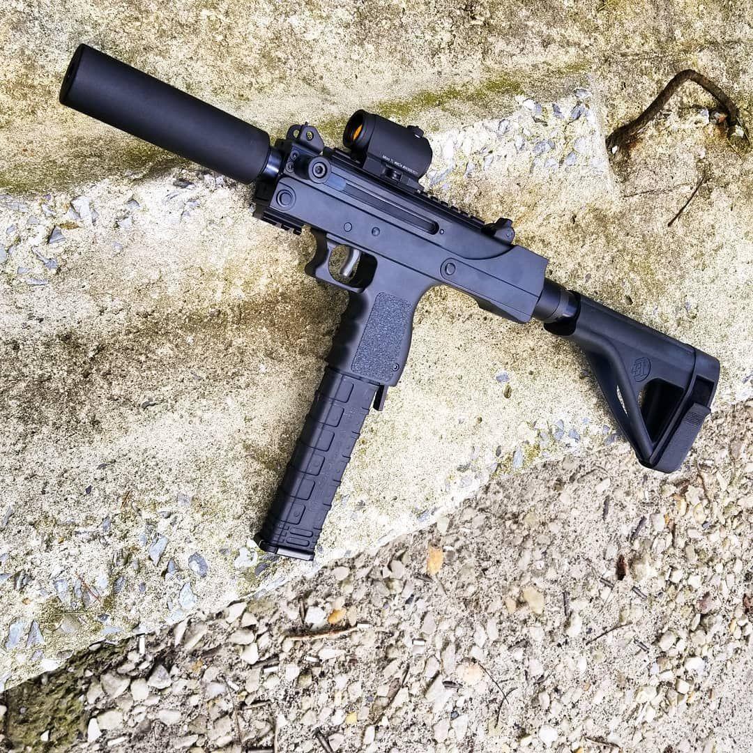 MPA 30SST 9mm MAC Style Pistol MasterPiece Arms has taken