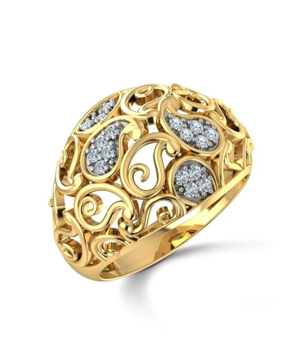 3b71f457f Laleh Paisley Ring | Jewelry Design - Classic Hollywood Dreams ...