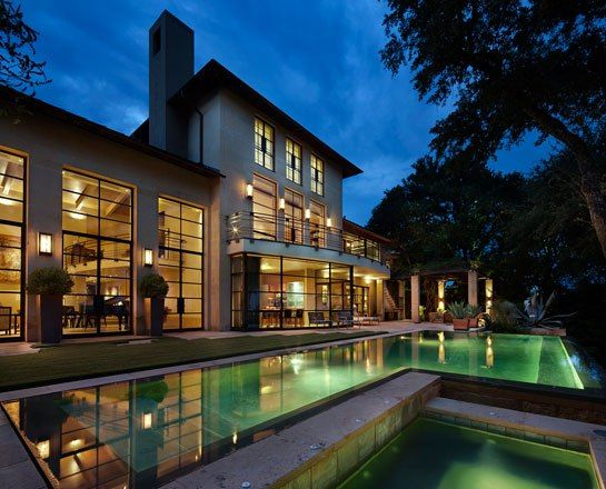 On The Market A Stunning Modern Home For Sale In Austin Texas