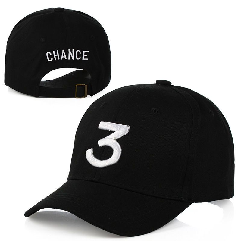 e047ff0df4587 Chic Chance The Rapper Baseball Cap Streetwear Dad Hat Coloring Book Chance  3 Na  ebay  Fashion