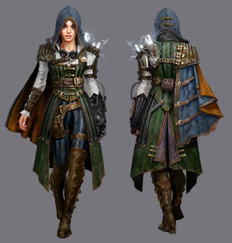 Acs Dr Daniel S Garments Concept Art Png Assassins Creed Cosplay Assassins Creed Assassins Creed Outfit