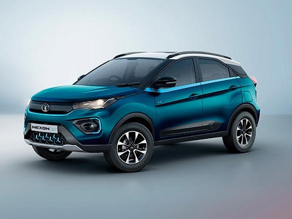 Tata Nexon Electric Suv Unveiled In India To Be Priced Up To Rs
