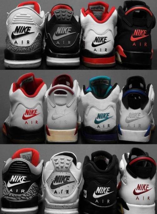 dbb6d237284 sneakers | Nike Air Logo Heel. #sneakers Air Jordan OG | Gotta be ...
