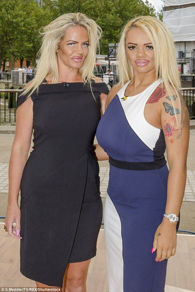 Proud mum Georgina (left) says u0027Kayla and I are a double act, we - jobs that are left