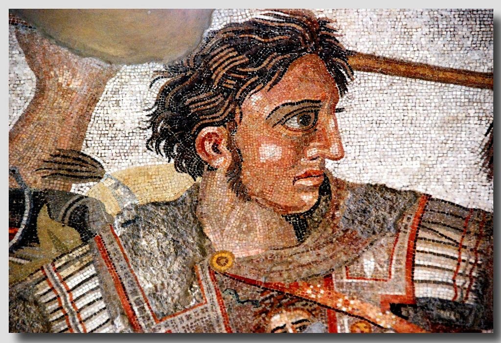 Alexander the Great (356 - 323 BC)