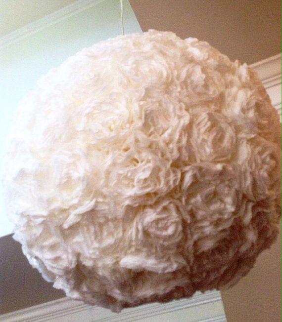Paper Lantern (Roses)