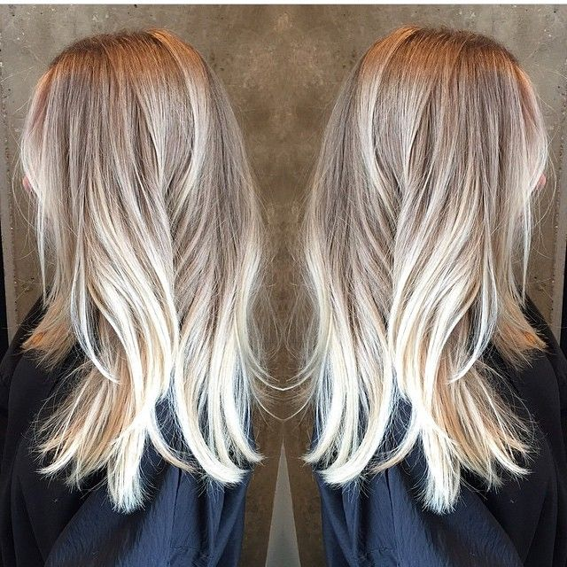 Blonde and beautiful. Color by @soraverly  #hair #hairenvy #hairtalk #haircolor #blonde #highlights #newandnow #inspiration #maneinterest