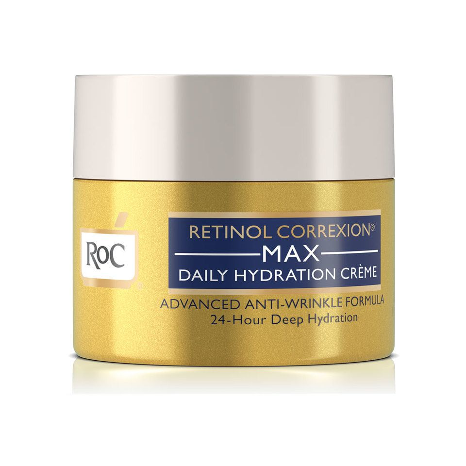 Roc Retinol Correxion Max Daily Hydration Creme Anti Aging Skin Products Retinol Anti Aging Cream