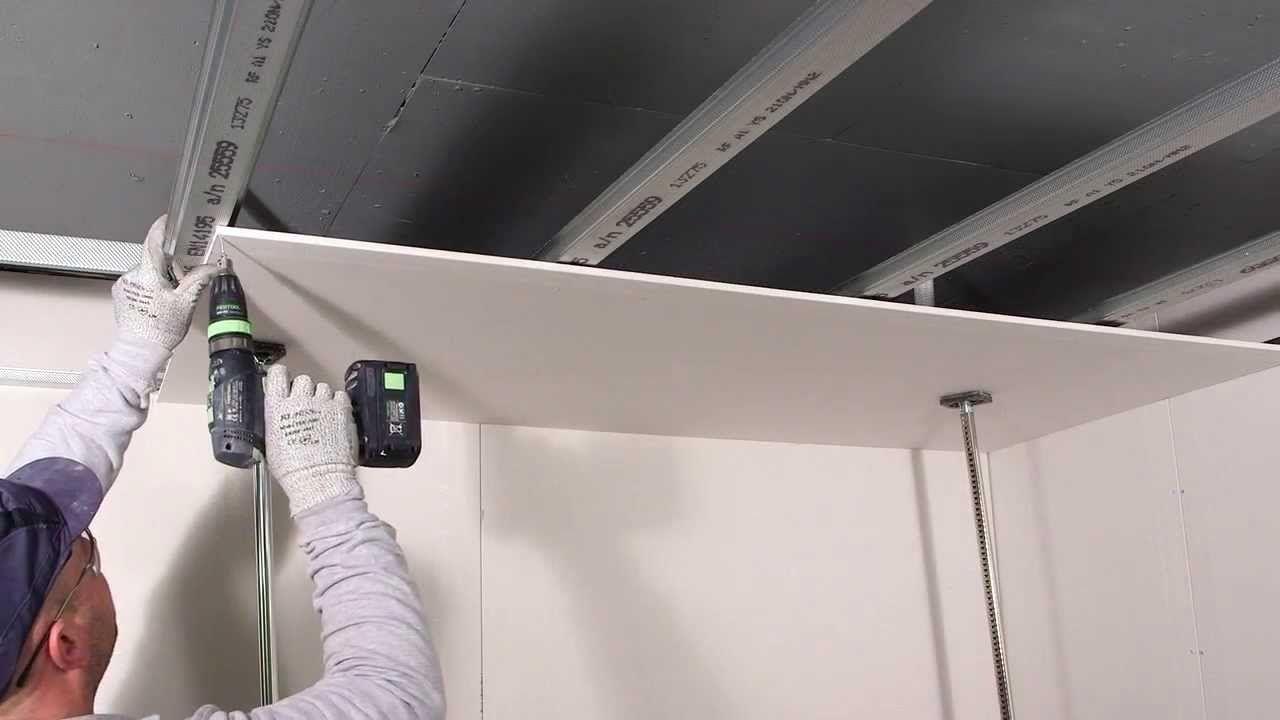 How To Video From British Gypsum Casoline Mf Ceiling Gypsum