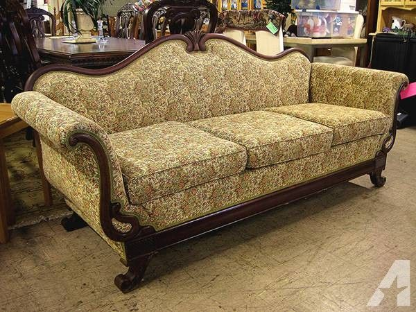 Sofa Victorian Style New And Used Furniture For Sale In The Usa Buy And Sell Furn Victorian Sofa Victorian Living Room Furniture Victorian Style Furniture