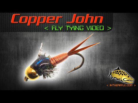 Copper John Fly Tying Video Instructions John Barr Fly Pattern
