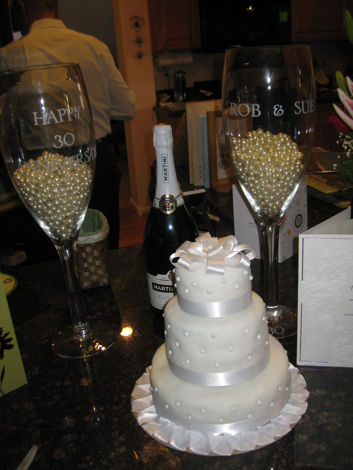 30th Anniversary Decorations 30th Anniversary Centerpiece Ideas Table Centerpiece Table Top