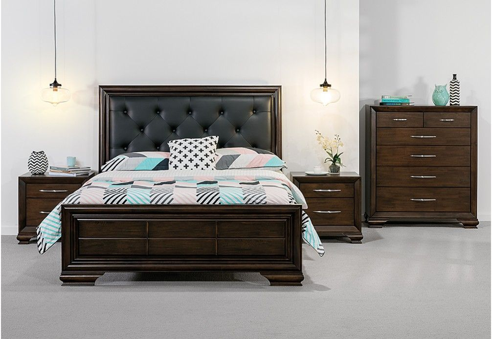 Nantes 4 Piece Queen Bedroom Suite Queen Bedroom Suite Queen