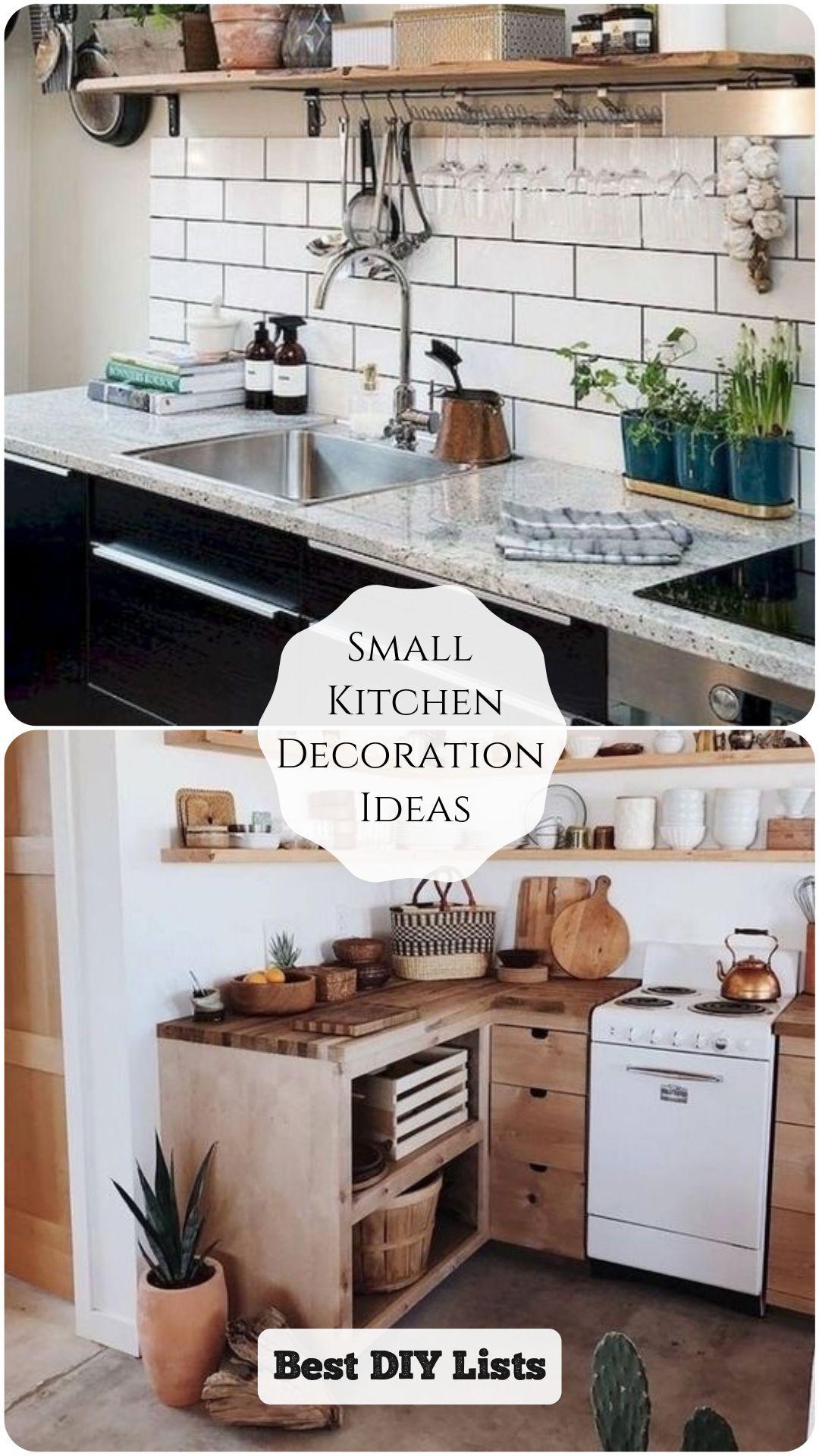 Small Kitchen Decoration Ideas Kitchen Decor Cheap Kitchen Decor Kitchen Remodel Small