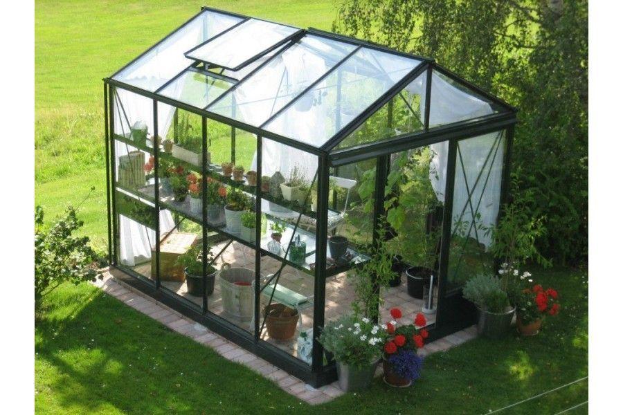 3 09 m Jardin Couvert is part of Conservatory garden Serre ...