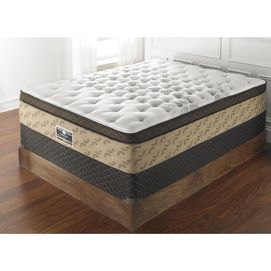 Sealy Posturepedic Proback Eagle Creek Euro Top Mattress Austin And I Are Getting New Beds In 2 Weeks Mattress Buying Appliances Euro Top Mattress