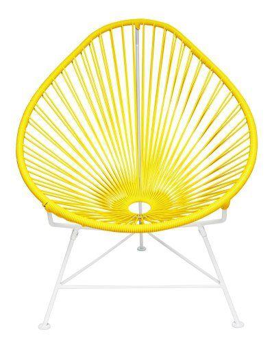 Innit Designs Baby Acapulco Chair, Yellow Weave on White Frame Innit http://www.amazon.com/dp/B008ESBQDK/ref=cm_sw_r_pi_dp_k6woub1RFQ8QN