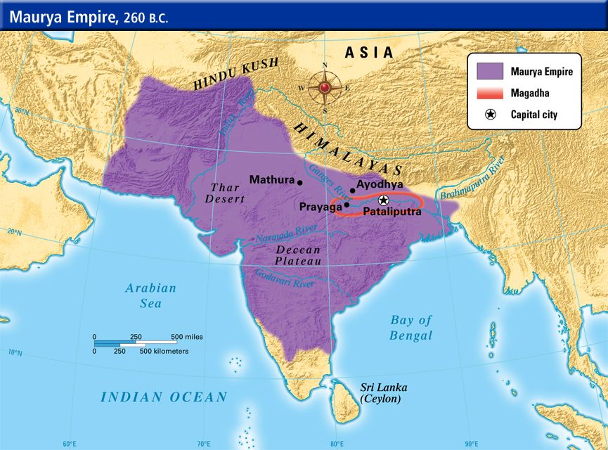 Seems History of asian civilization rather