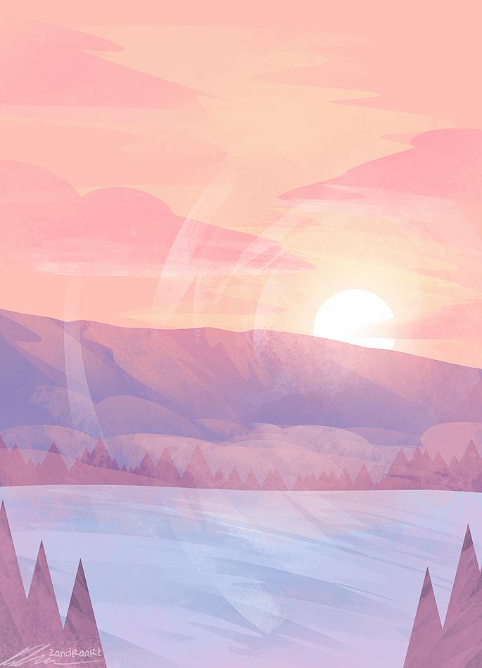 ZandraArt — some landscapes