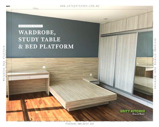 Bedroom Series | Bedroom Design Ideas | Bedroom, Kitchen ...
