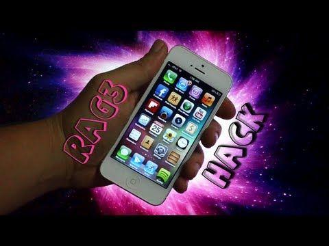 RAG3HACK - Hide Stock Apps NO Jailbreak Required For iPhone