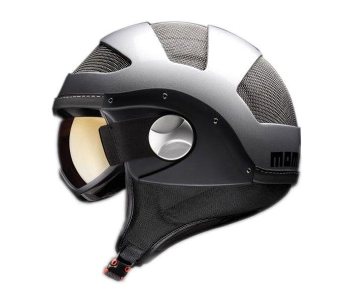 Momo Design Ice Helmet My Projects
