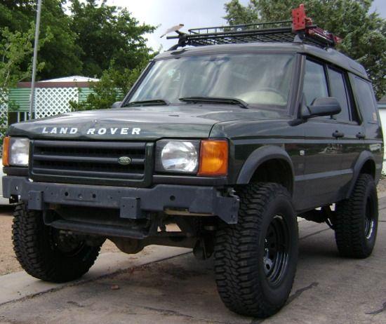 OKoffroad.com Stuff - XD Land Rover 285/75 Wheels