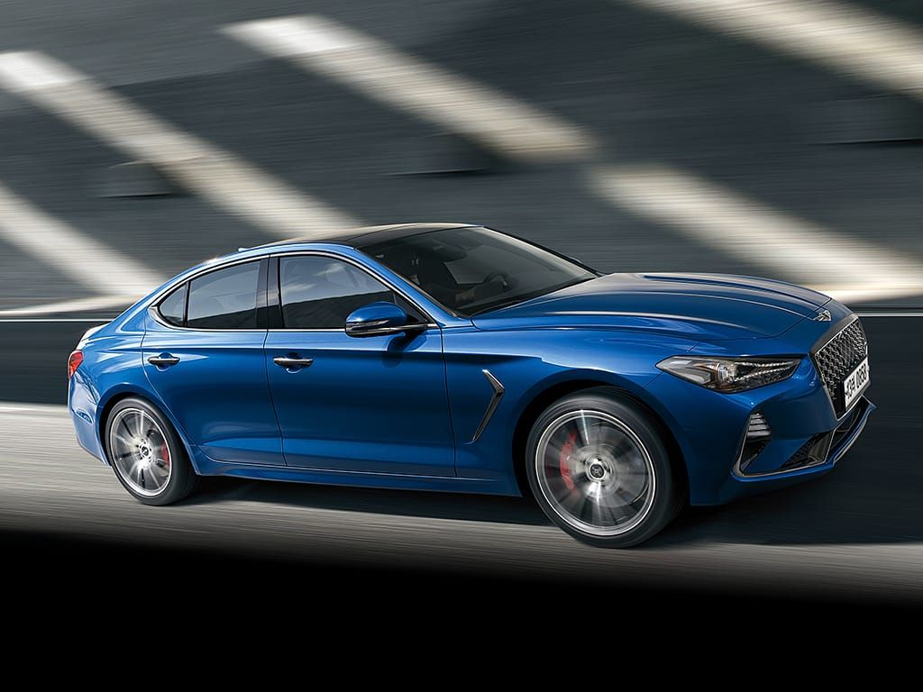 2019 Genesis G70 Genesis, Premium cars, Sports sedan