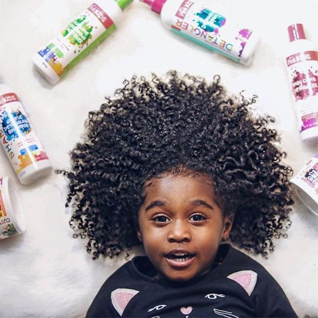 What To Do With Your Child's Curly Hair | Curly hair ...