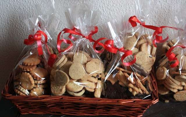 Biscotti Come Regalo Di Natale.Regali Di Natale Realizzati In Cucina Biscotti Di Natale Come
