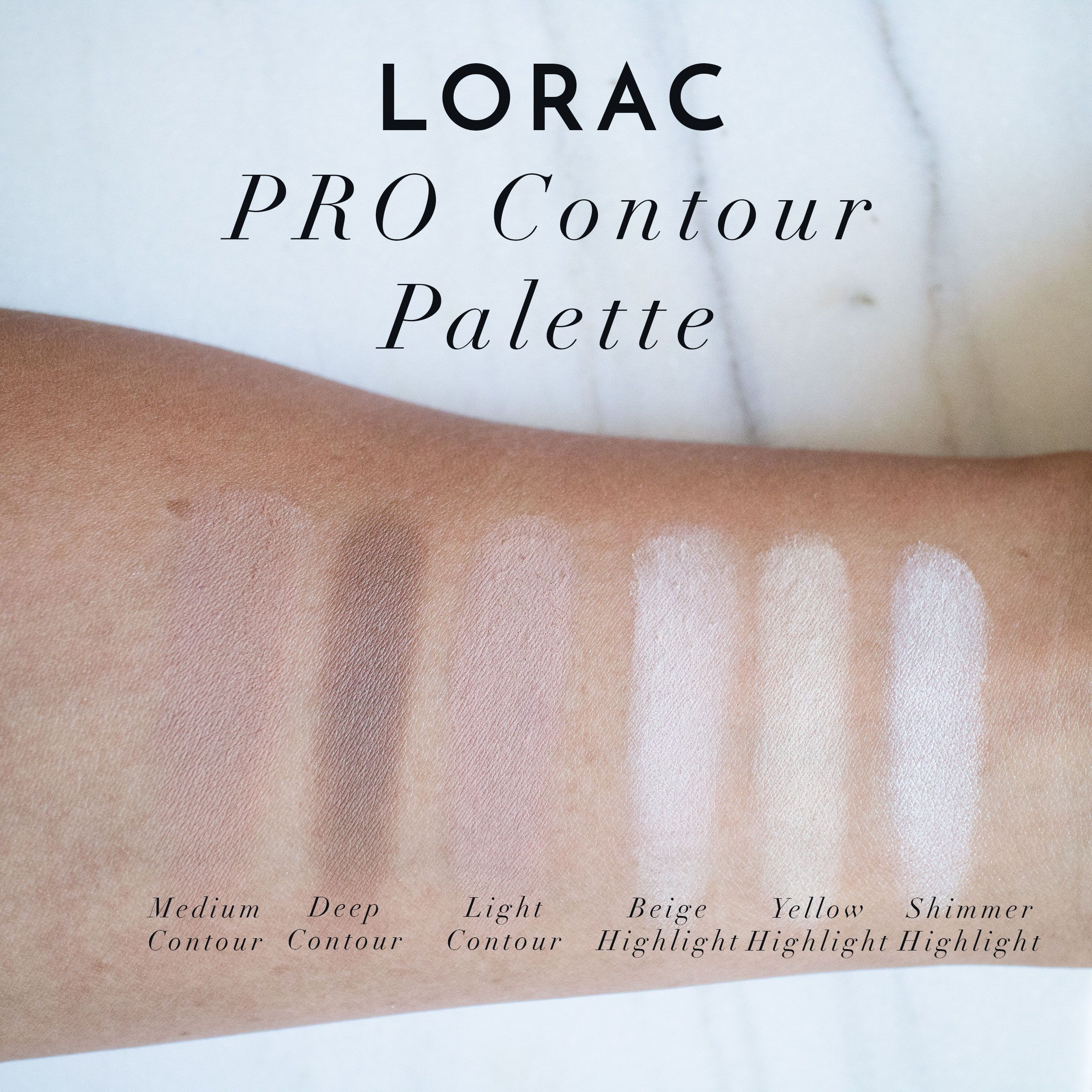Pro Conceal/Contour Palette And Brush by Lorac #6