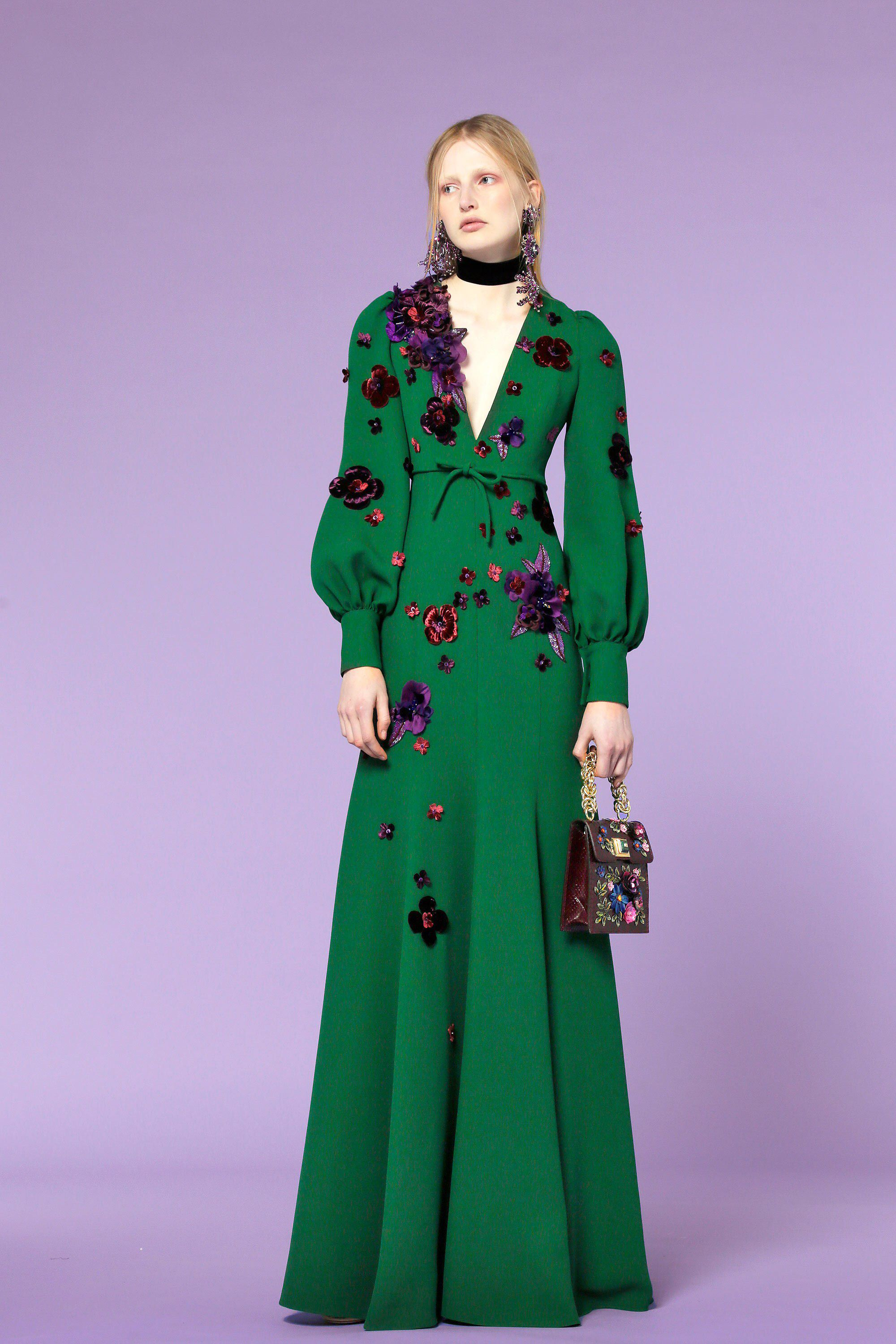 Andrew Gn Pre-Fall 2018 Fashion Show Collection   Ropa   Pinterest ...