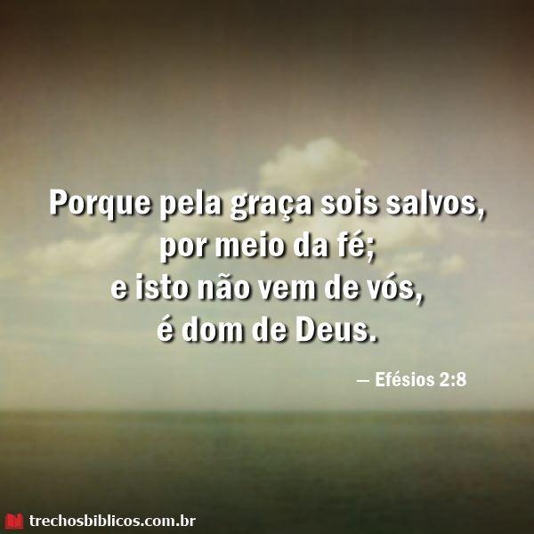 Efesios 2 8 Palavra De Deus Citacoes Cristas Palavras Poderosas