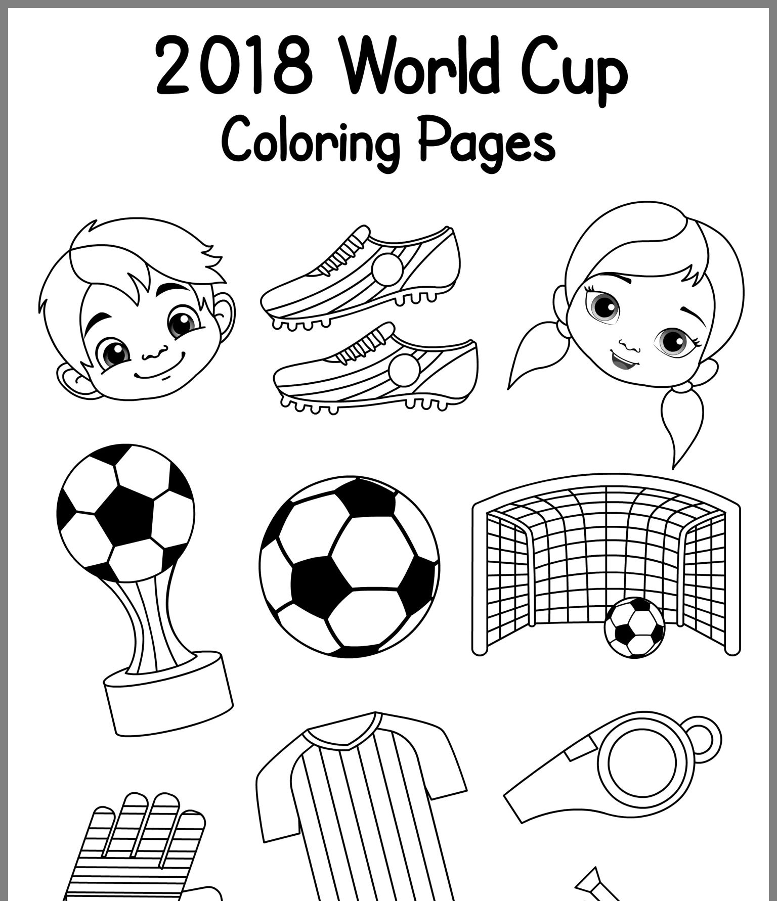 Pin by N Deitz on Soccer colouring pages (With images
