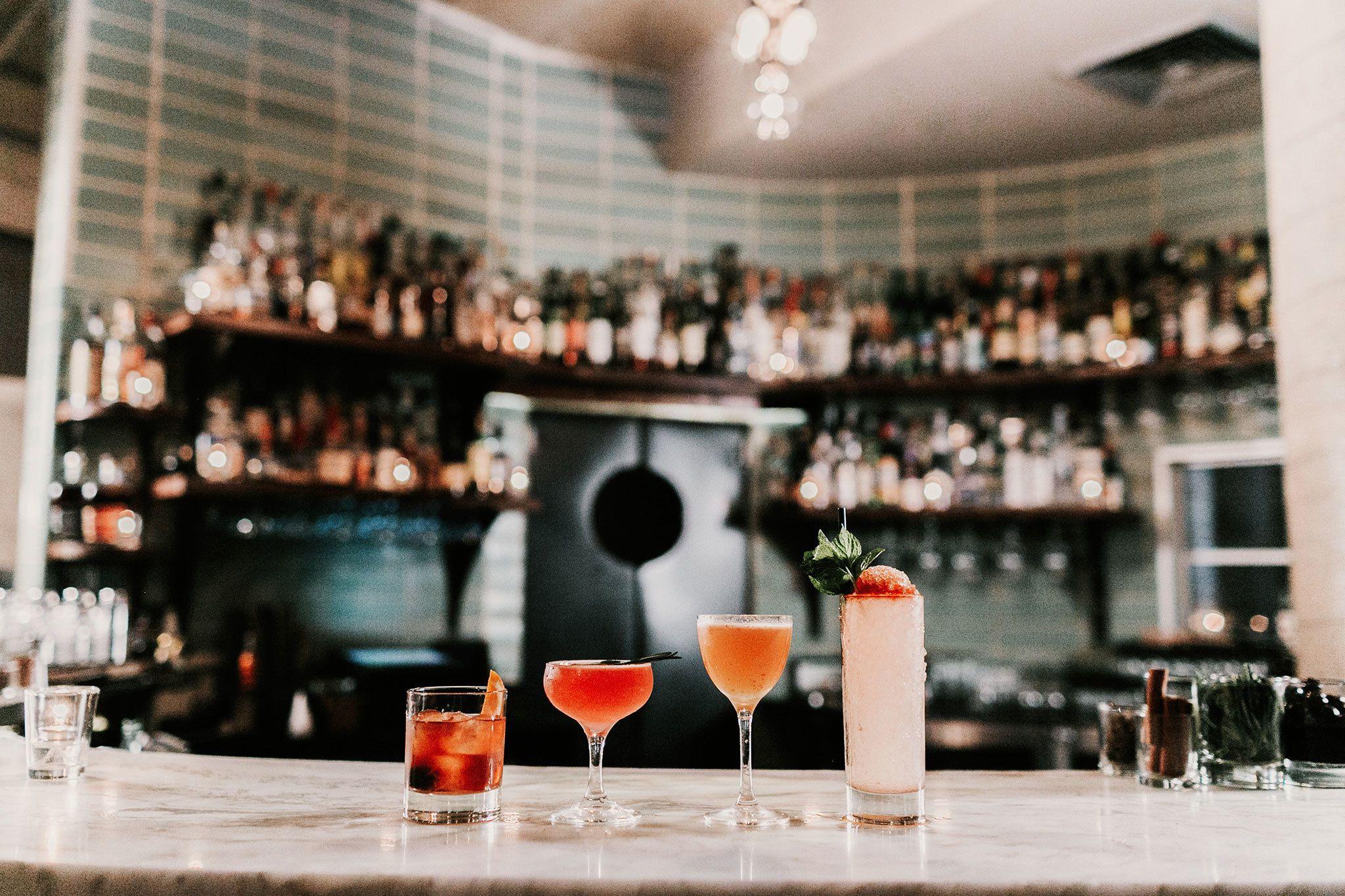Garage Cocktail Bar Colorado Street Hidden Bar Cocktail Bar