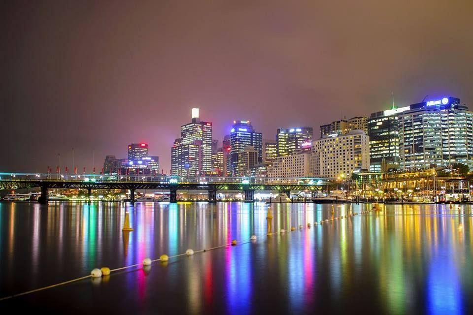 Darling Harbour Darling harbour, New york skyline, Australia