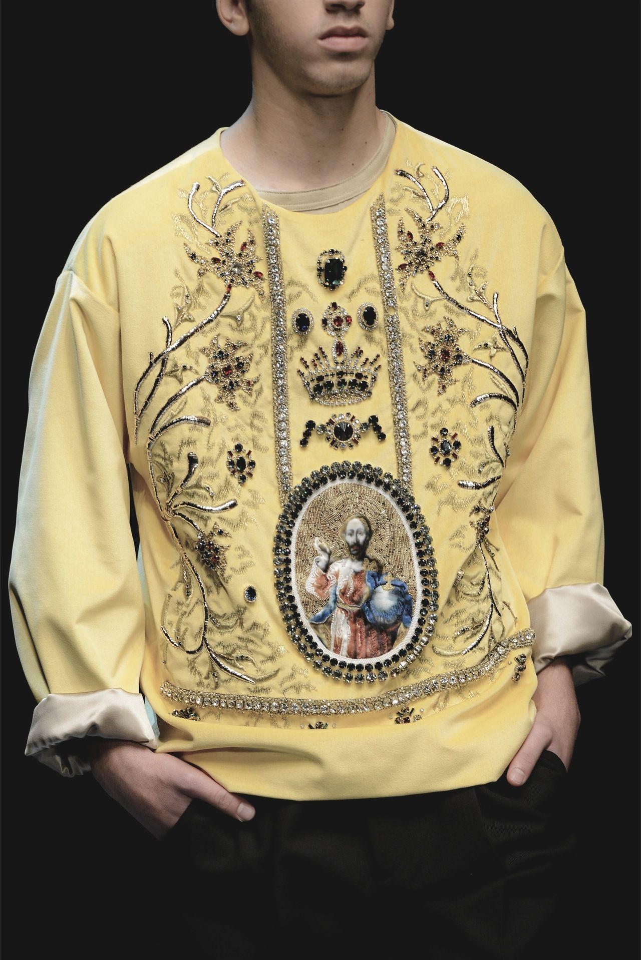 Dolce Gabbana Men FW 13