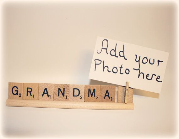 Grandma Photo, Grandma Frame, Mothers Day Photo, Mothers Day Photo ...