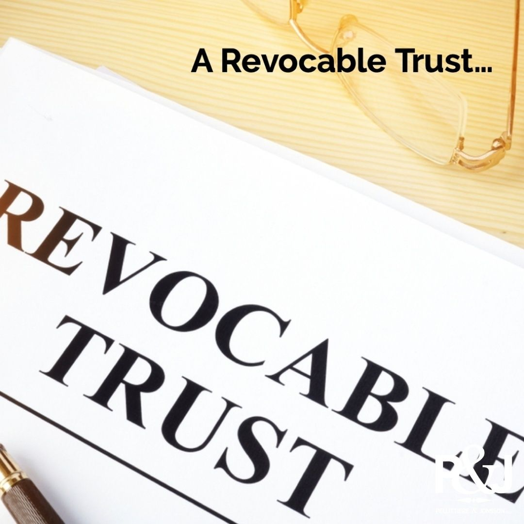 A Revocable Trust Can Name A Successor Trustee To Seamlessly Step In And Manage Assets If The Grantor Bec In 2020 Revocable Trust Estate Planning Attorney Living Trust